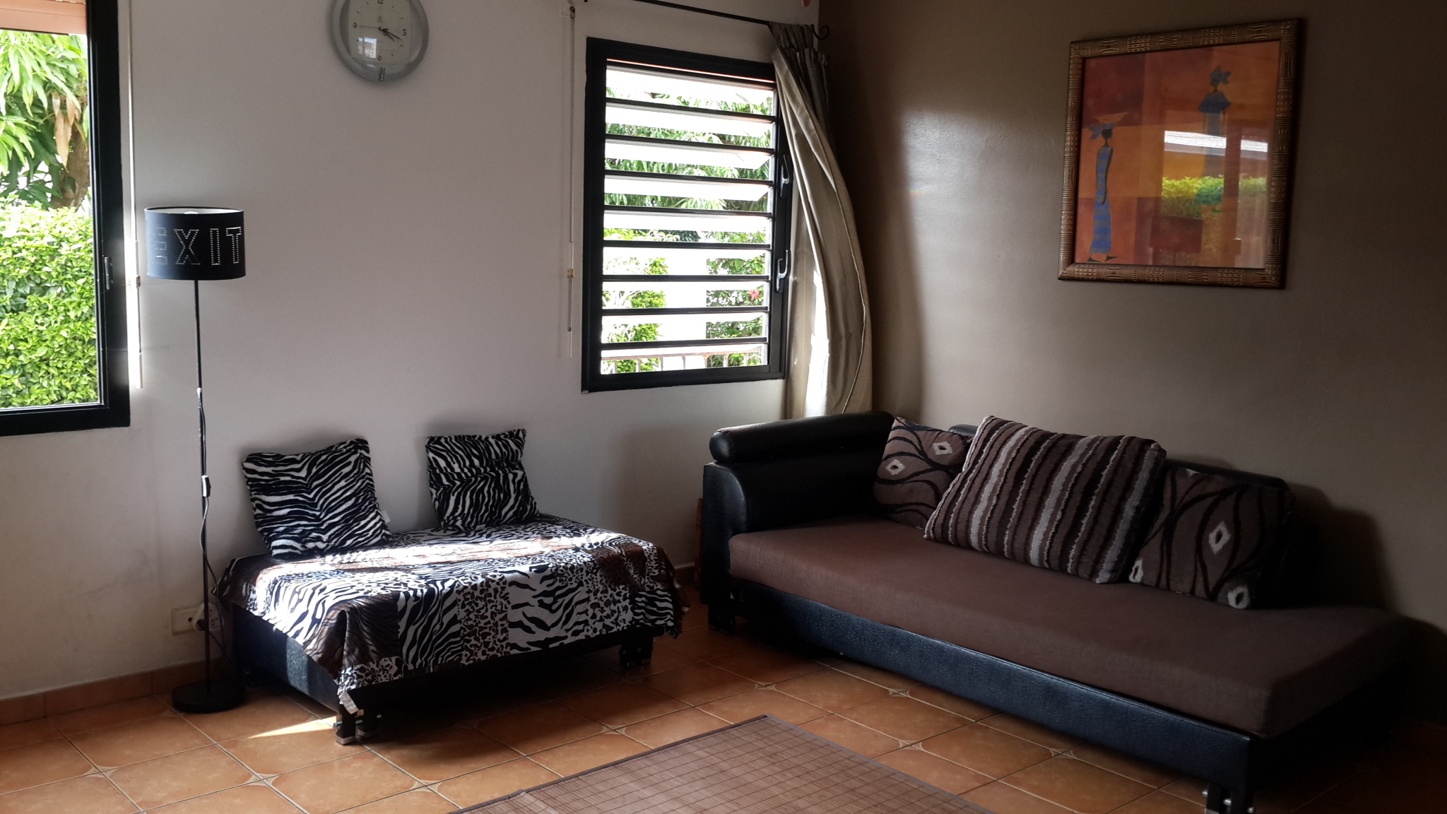 Appartement f3 rez de jardin la conception dclicimmo for F3 appartement