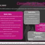offre d'emploi conseiller location V3